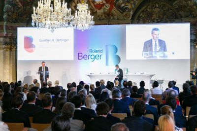 Gut besucht war das 19. Roland Berger Summernight Symposium