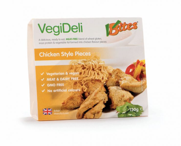 """Chicken Style Pieces"" von VBites"
