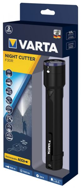 Die Varta Night Cutter.