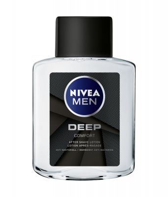 Nivea Men Deep Comfort After Shave Lotion, 100 ml