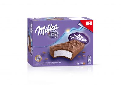 Milka Schoko Snack 6x32g Vorratsbox