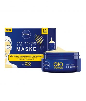 Nivea Q10 Power Schlafmaske, 50 ml