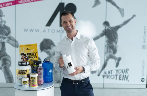Marko Konrad, Manager Business Development bei Atombody
