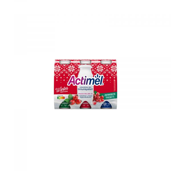 Actimel Winter Edition
