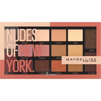 Nudes of New York Lidschatten Palette