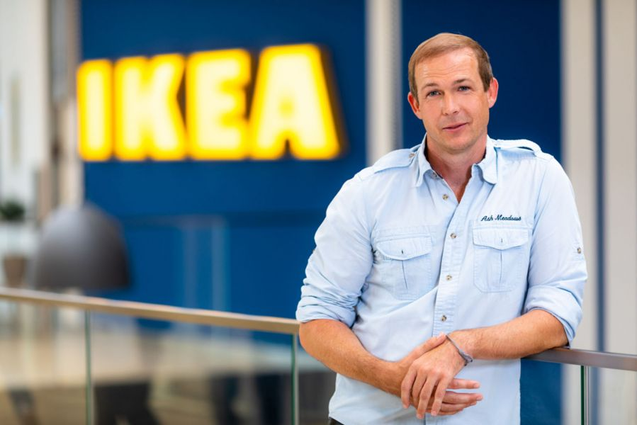 Thomas Hiesberger, Ikea Country People & Culture Manager