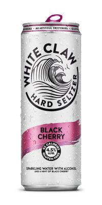 White Claw Black Cherry