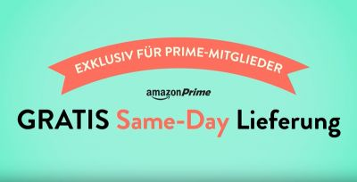Screenshot: www.youtube.com/AmazonDeutschland1