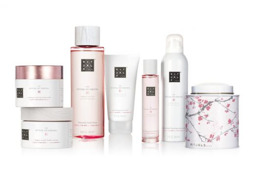 The Ritual of Sakura © Rituals Cosmetics