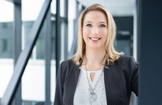 Claudia Kafka, neuer Head of Finance bei payolution. (Foto Copyright: Martina Siebenhandl)