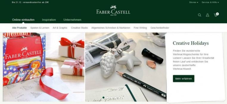 Foto Copyright: Faber-Castell