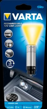 Rechargeable 12V Car Light ©Varta