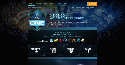 Screenshot: esl-one.com/csgo/cologne-2016