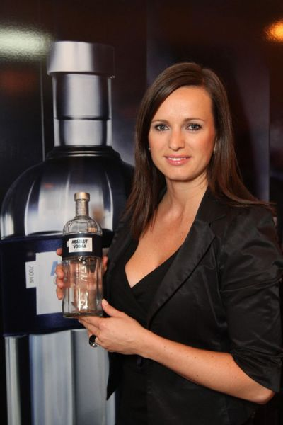 Barbara Sprick, Brand Managerin Absolut Vodka & Olmeca Tequila