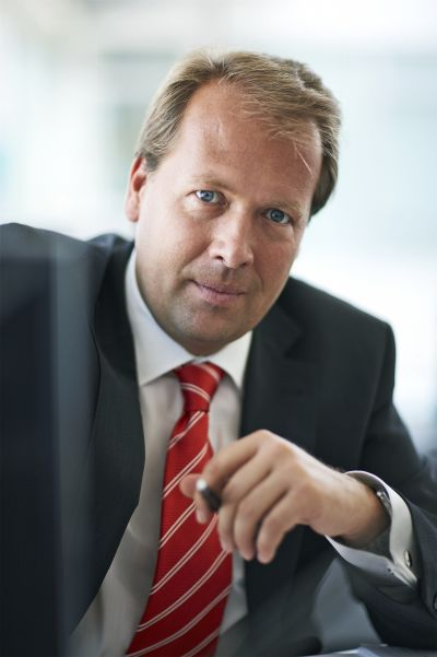 Florian Wallner, Ingram Micro Executive Director & Chief Executive Austria & Switzerland © Ingram Micro