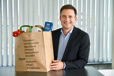 Florian Baumgartner, Director AmazonFresh Deutschland © Amazon