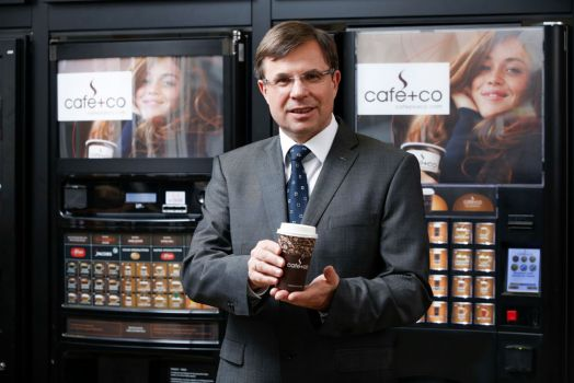 Gerald Steger verlässt café+co International und wechselt zur BWT-Gruppe© leisure.at/Roland Rudolph