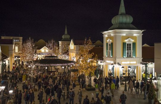 Late Night Shopping © McArthurGlen Designer Outlet Parndorf