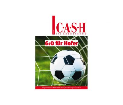 CASH April-Ausgabe
