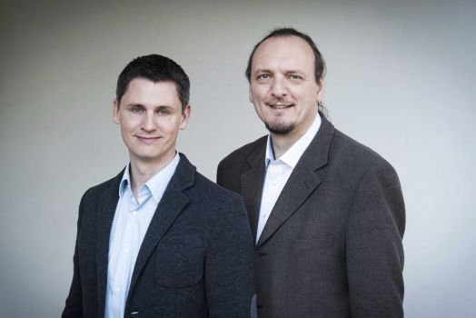 Jan Pichler, CEO und Co-Founder (li.); Sascha Mundstein, Co-Founder © Talent Solutions