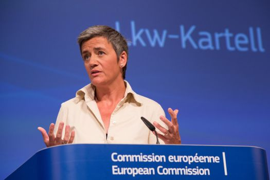 Margrethe Vestager ©European Union, 2016/Source EC-Audiovisual Service/Photo: Lieven Creemers