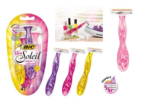Miss Soleil Colour Collection © Bic Austria