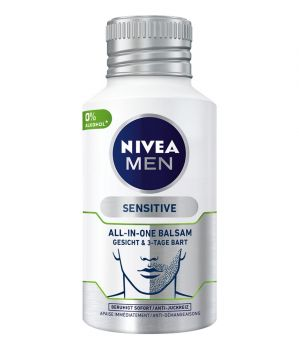 Nivea Men Sensitive All-In-One Balsam. © BDF Beiersdorf