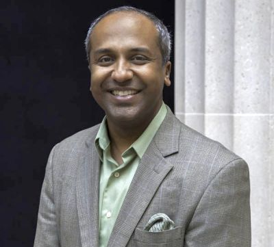 Sree Sreenivasan, Chief Digital Officer des Metropolitan Museum of Arts in New York