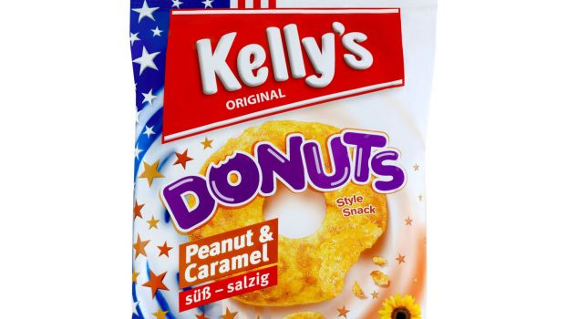 Kelly's Donuts mit einer Out-of-home-Kampagne