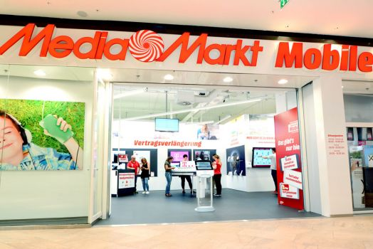Media Markt: Europaweit der Erste
