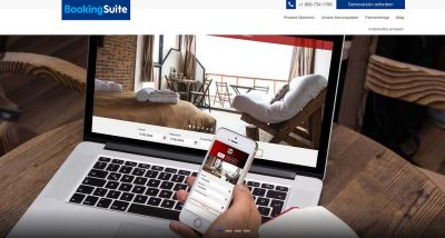 Screenshot: suite.booking.com