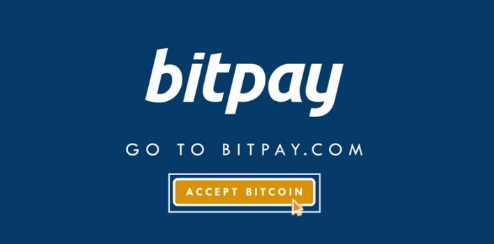 Screenshot: www.bitpay.com