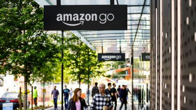In Seattle, New York, Chicago und San Francisco gibt es bereits Amazon Go-Läden.