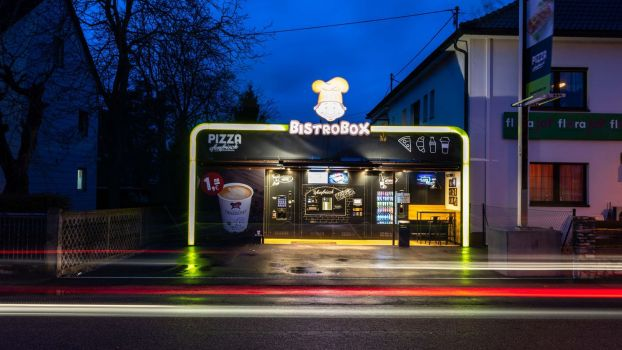 Die BistroBox in Marchtrenk