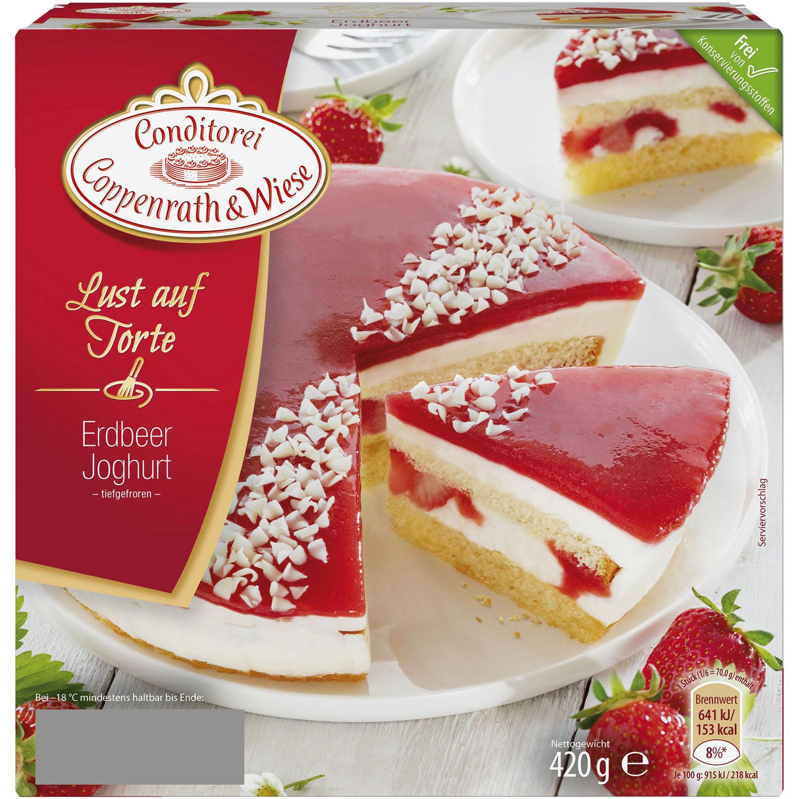 Coppenrath Und Wiese Erdbeer Joghurt