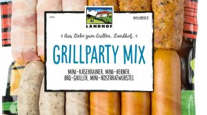 Grillparty Mix