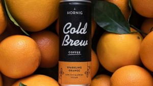 J. Hornig Cold Brew Sparkling Orange in der Dose