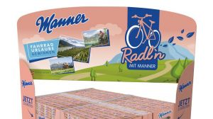 Manner Sommerpromotion