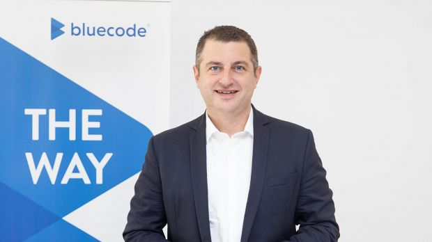 Christian Pirkner, CEO der Blue Code International AG