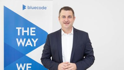 Christian Pirkner, CEO Blue Code International