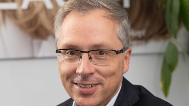 Bernhard Voit, General Manager Austria bei Henkel Beauty Care.